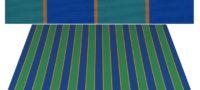 2063 Capri Stripe